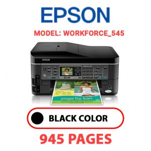 Workforce 545 - Epson Printer