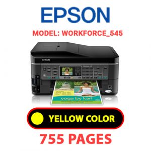 Workforce 545 1 3 - Epson Printer