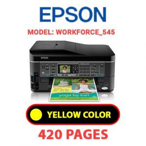 Workforce 545 3 - Epson Printer