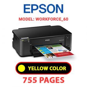 Workforce 60 7 - Epson Printer