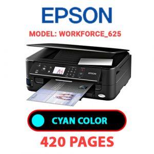 Workforce 625 1 - Epson Printer