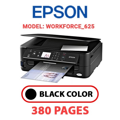 Workforce 625 2 - EPSON Workforce_625 - BLACK INK
