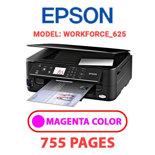 Workforce 625 6 - EPSON Workforce_625 - MAGENTA INK