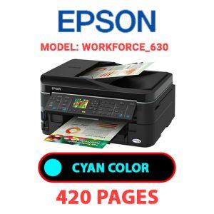 Workforce 630 1 - Epson Printer