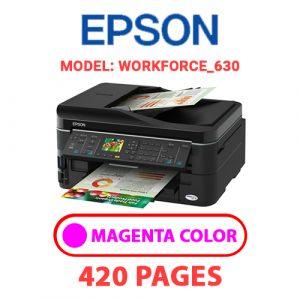 Workforce 630 2 - Epson Printer