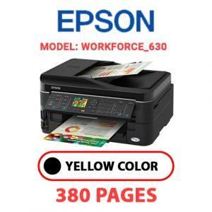Workforce 630 - Epson Printer