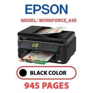 Workforce 630 4 - Epson Printer