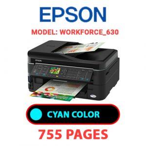 Workforce 630 5 - Epson Printer