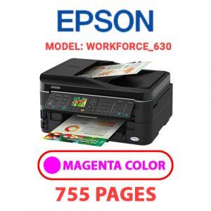 Workforce 630 6 - Epson Printer