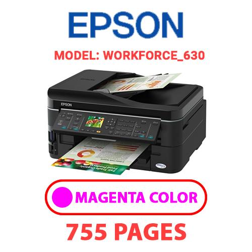 Workforce 630 6 - EPSON Workforce_630 - MAGENTA INK