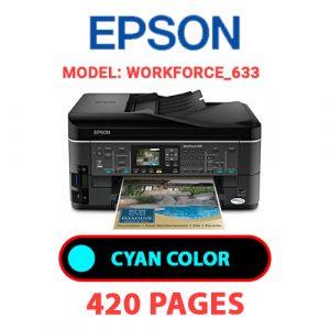 Workforce 633 1 - Epson Printer