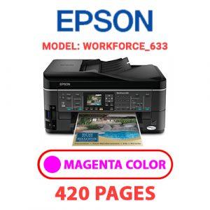 Workforce 633 2 - Epson Printer