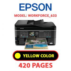 Workforce 633 3 - Epson Printer
