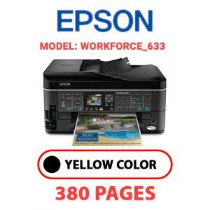 Workforce 633 - Epson Printer