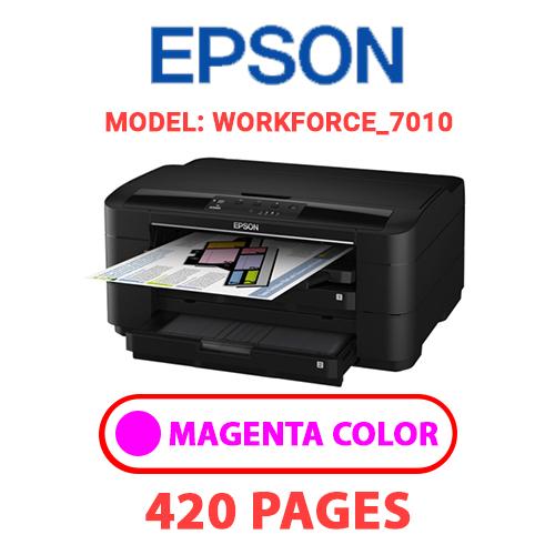 Workforce 7010 2 - EPSON Workforce_7010 - MAGENTA INK