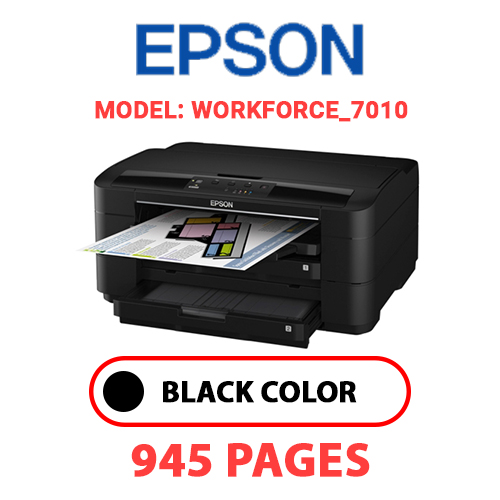 Workforce 7010 4 - EPSON Workforce_7010 - BLACK INK