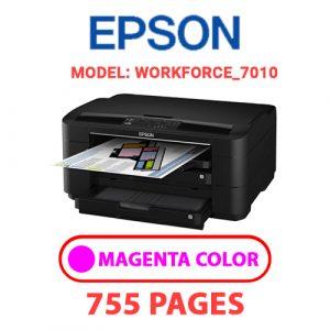 Workforce 7010 6 - Epson Printer