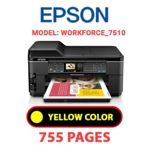 Workforce 7510 1 3 - Epson Printer