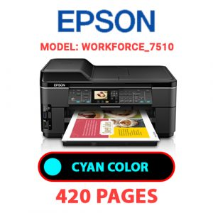 Workforce 7510 1 - Epson Printer