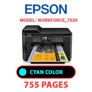Workforce 7520 1 1 - Epson Printer