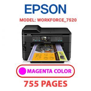 Workforce 7520 1 2 - Epson Printer