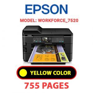 Workforce 7520 1 3 - Epson Printer