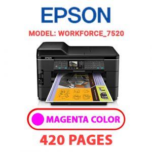 Workforce 7520 1 - Epson Printer