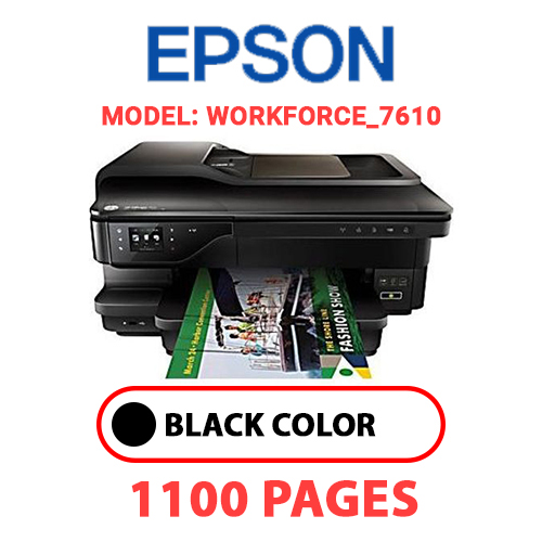 Workforce 7610 1 - EPSON Workforce_7610 - BLACK INK