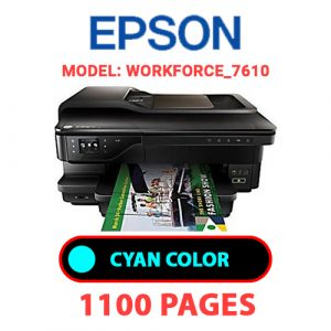 Workforce 7610 2 - Epson Printer