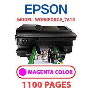 Workforce 7610 3 - Epson Printer