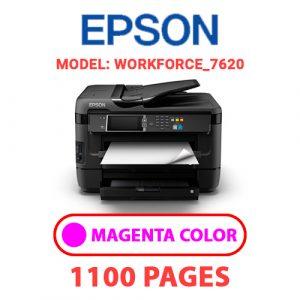 Workforce 7620 3 - Epson Printer