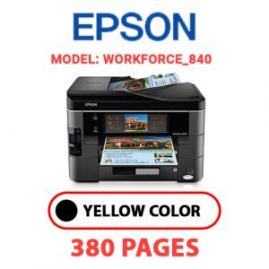 Workforce 840 - Epson Printer