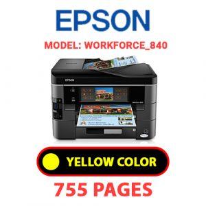 Workforce 840 7 - Epson Printer