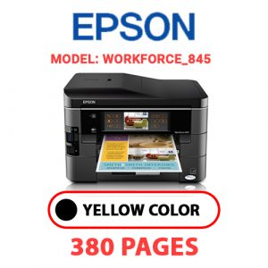 Workforce 845 - Epson Printer
