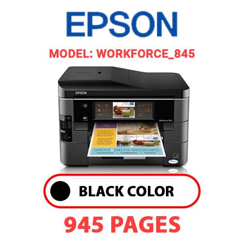 Workforce 845 5 - EPSON Workforce_845 - BLACK INK