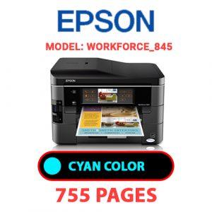 Workforce 845 6 - Epson Printer