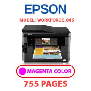 Workforce 845 7 - Epson Printer
