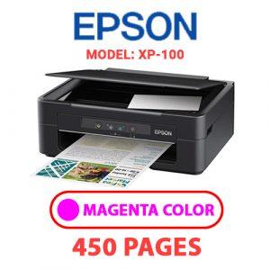 XP 100 2 - Epson Printer