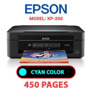 XP 200 1 - Epson Printer