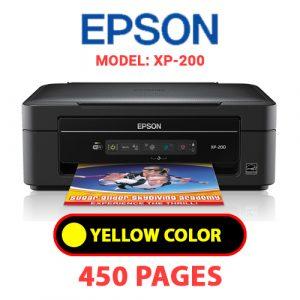 XP 200 3 - Epson Printer