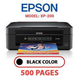 XP 200 - Epson Printer