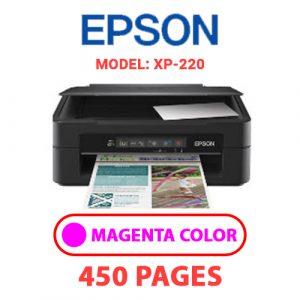XP 220 2 - Epson Printer