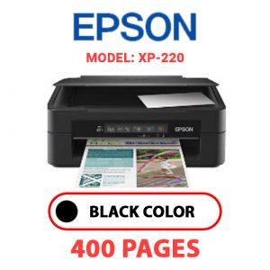 XP 220 - Epson Printer