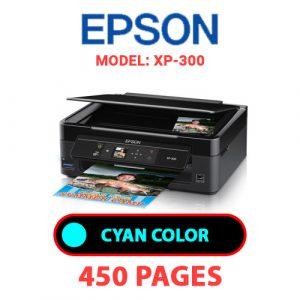 XP 300 1 - Epson Printer