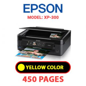 XP 300 3 - Epson Printer