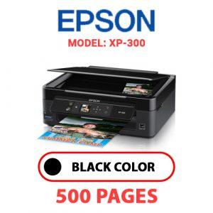 XP 300 - Epson Printer