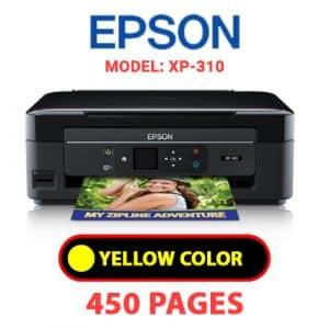 XP 310 3 - Epson Printer