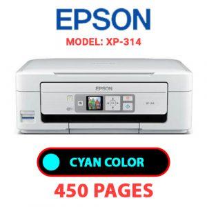 XP 314 1 - Epson Printer