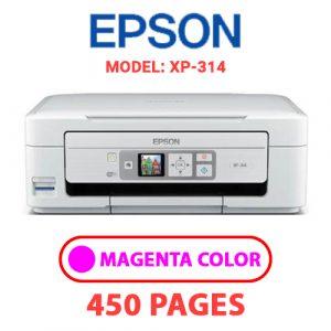 XP 314 2 - Epson Printer