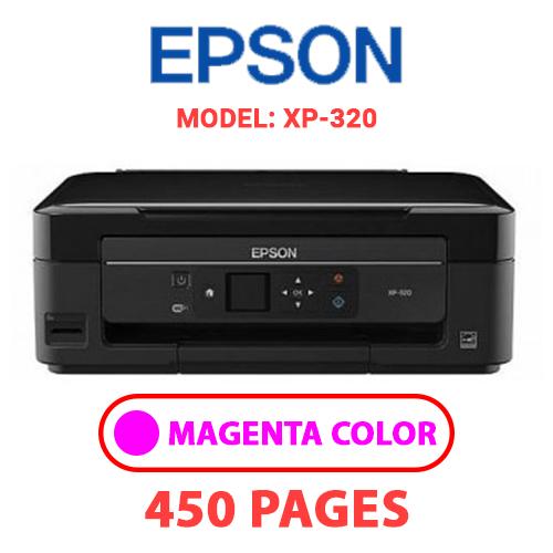 XP 320 2 - EPSON XP-320 - MAGENTA INK